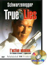 DVD : TRUE LIES - de James Cameron - Arnold Schwarzenegger