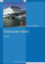Masino Mandarino Costruzioni navali LIGUORI ingegneria navale