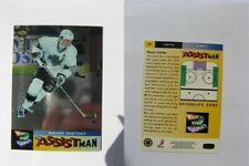 1995-96 Collector's Choice #361 Wayne Gretzky platinum player's club  kings
