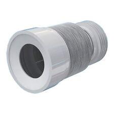 230-500mm raccord de tuyau d'évacuation flexible de toilette prise d'eau