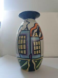 Lorna Bailey Bauhaus Vase
