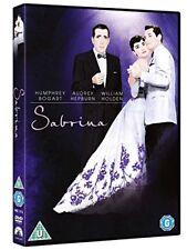 Sabrina (black white edition) [DVD] [1954][Region 2]