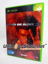 Jeu - Dead or Alive 3 - VF - Xbox