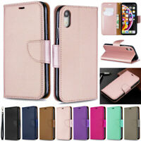 Litchi Wallet Leather Flip Case Cover For iPhone 11 Pro Max 11 X XR XS 7 8 Plus