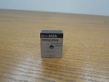 Merlin Gerin 36213 400A Rating Plug for CJ 600A Frame Breaker Used E-Ok