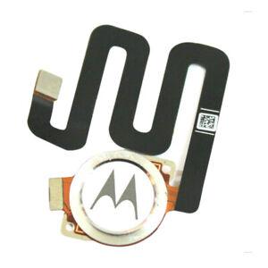 FINGERPRINT SENSOR FLEX CABLE WHITE For MOTOROLA XT1941-3 REPLACE PHONE PARTS jt