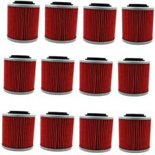 12x Oil Filter For CAN-AM DEFENDER XT HD8 DPS HD10 MAVERICK MAX 1000R SKI DOO