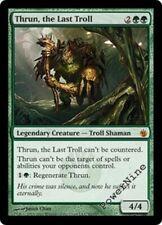 1 PLAYED Thrun, the Last Troll - Green Mirrodin Besieged Mtg Magic Mythic Rare 1