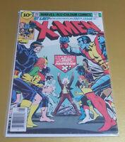 Marvel Comic📖The X-Men #100 Aug.1976 KEY Claremont/Byrne  BRONZE AGE VF+ 8.5
