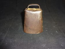 Collectable Working Steel Cowbell Dinner Bell