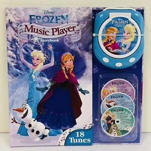 Disney Frozen Music Player Storybook Hardcover