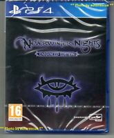 Neverwinter Nights ENHANCED EDITION  'New & Sealed' *PS4(Four)*