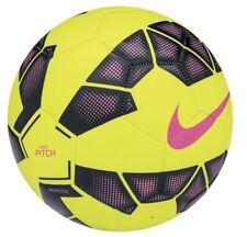 Balón De Fútbol Sala Nike Tono Amarillo Fluo Misura 4 Entrenamiento Toque Suave