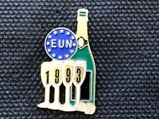 PINS PIN ENAMEL CHAMPAGNE 1993