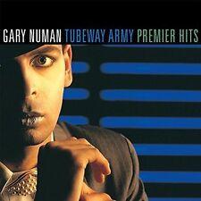 Gary Numan Rock Vinyl Records