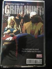 Amazing Spider-Man #636 2010 Ribic Variant 1st Printing Nm