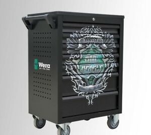 Wera Tool Rebel Workshop Trolley - Equipped 05501051001 Special Edition HAZET