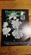 Everblooming Silk Flower Pattern By Elizabeth Weber Free Shipping