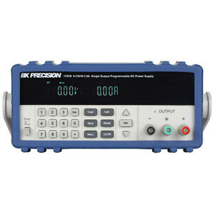 BK Precision 1787B Program 1 Out DC Power Supply, 72V/1.5A, 120VAC