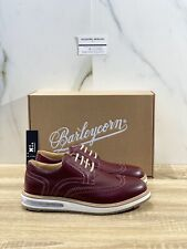 Barleycorn Air Brogue In Pelle Ruby Uomo Casual Extra Light Barleycorn Uomo 42