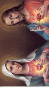 HOUSE BLESSING - Laminated  Holy Cards.  QUANTITY 25 CARDS
