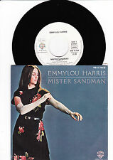 """7"""" - Emmylou Harris - Mister Sandman --------"""
