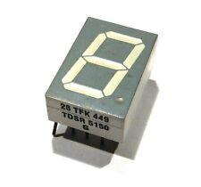 TDSR5150 - Afficheur 7 segments 13mm Rouge anode commune