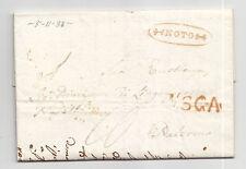 T64-SICILIA-PREF.NOTO/PALERMO 1838