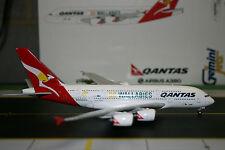 Gemini Jets 1:400 Qantas Airbus A380 VH-OQH 'Go Wallabies' GJQFA1541 Model Plane