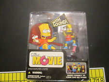 Bart The Simpsons Movie W/ Sound Action Figure McFarlane Toys
