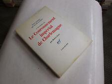 LE COURONNEMENT IMPERIAL DE CHARLEMAGNE  .R.FOLZ ..NRF....GALLIMARD..