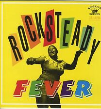 VARIOUS ARTISTS ROCKSTEADY FEVER NEW CD £9.99