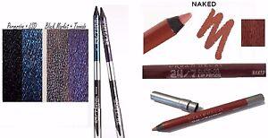 Lot (3 item) Urban Decay 24/7 Glide On Eye Pencil (2 full) & Lip Pencil (1trave)