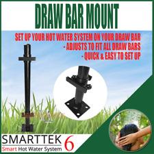 Smarttek Drawbar Mount - mount your hot water system for outdoor camping shower
