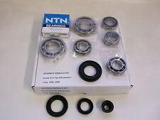 Honda Civic  1.4 inj 5sp S40 Gearbox Bearings Oil Seal Repair Kit