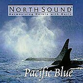 PACIFIC BLUE, Northsound NEW Factory Sealed OOP 1 CD - SOUNDS OF WHALES