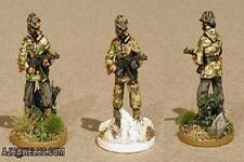 TQD GH24 20mm Diecast WWII 3 Identical German Infantry Armed with MP44s