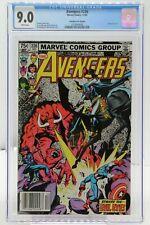 Avengers #226 (1982) CGC 9.0 Rare Canadian 75c Price Variant Highest Graded Copy