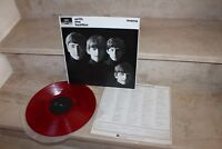 with the beatles mono EAS-70131 (Japan) Red vinyl
