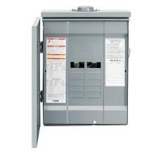 Breaker Box 125 Amp 8-Space 16-Circuit Outdoor Main Lug Plug Neutral Load Center