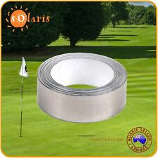 """1/2"""" x 72"""" Golf Lead Tape Roll Self Adhesive for Adjust Golf Club Swing Weight"""