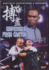 Godfather from Canton -- Hong Kong Kung Fu Martial Arts Action movie DVD - NEW D