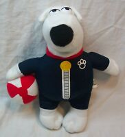 "Family Guy BRIAN THE DOG IN BATHING SUIT 10"" Plush STUFFED ANIMAL Toy"