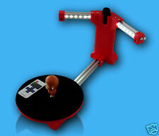 BQ Ciclop DIY 3D Scanner - RED color parts with LED Lights remote controlled