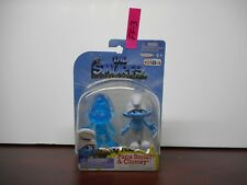 NEW!! THE SMURFS PAPA SMURF & CLUMSY ESCAPE FROM GARGAMEL TRU EXCLUSIVE FF3