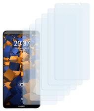 mumbi 6x Folie f. Huawei Mate 10 Pro Schutzfolie klar Displayschutz Displayfolie