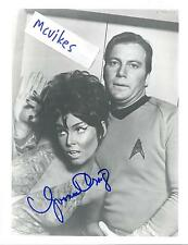 "Yvonne Craig as Marta from ""Star Trek"" Autographed Signed 8x10 Photo #2 COA"