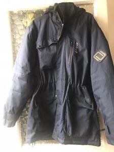 Cobolt Swedish Sportswear Winter Jacket XXL Men's