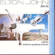 Elton John : Live In Australia CD (1998) ***NEW***