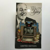 WDW - Walt's Legacy Collection - Mickey Mouse Club - LE 5000 - Disney Pin 37694